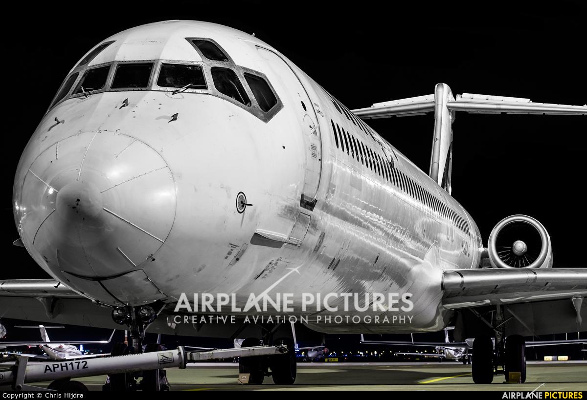 Swiftair EC-KCX aircraft at Amsterdam - Schiphol