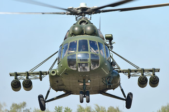 603 - Poland - Air Force Mil Mi-17