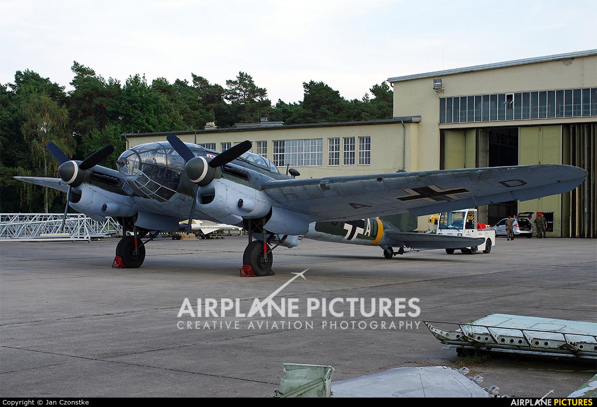 Germany - Luftwaffe (WW2) G1+AD aircraft at Berlin - Gatow