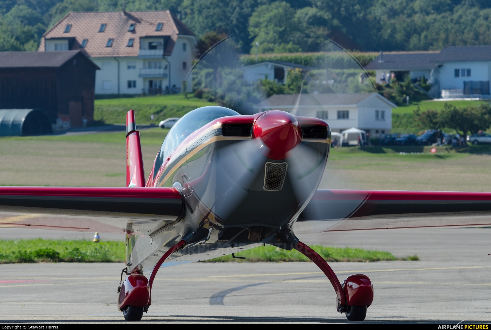 Jordan - Air Force - aircraft at Payerne