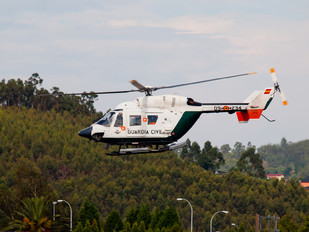 HU.22-09 - Spain - Guardia Civil MBB BK-117
