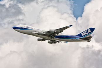 JA03KZ - Nippon Cargo Airlines Boeing 747-400F, ERF