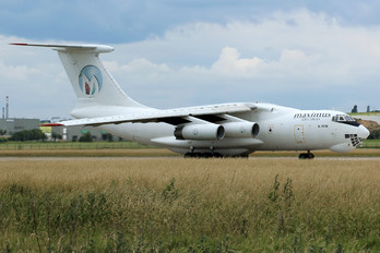 UR-BXQ - Maximus Air Cargo Ilyushin Il-76 (all models)