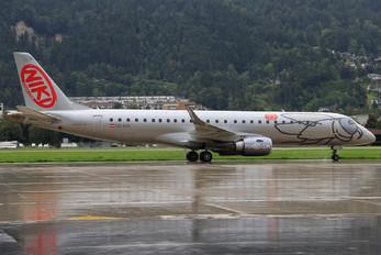 OE-IHA - Niki Embraer ERJ-190 (190-100)