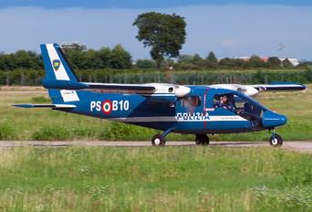 PS-B10 - Italy - Police Partenavia P.68 Observer