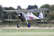 G-GLAD - Patina Gloster Gladiator aircraft
