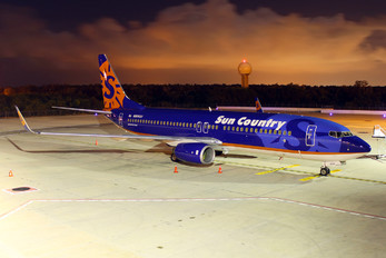 N806SY - Sun Country Airlines Boeing 737-800