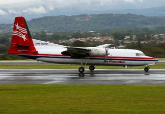 HP-1631PST - Air Panama Fokker F27-600 Friendship