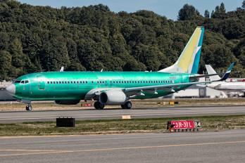 N6055X - WestJet Airlines Boeing 737-800