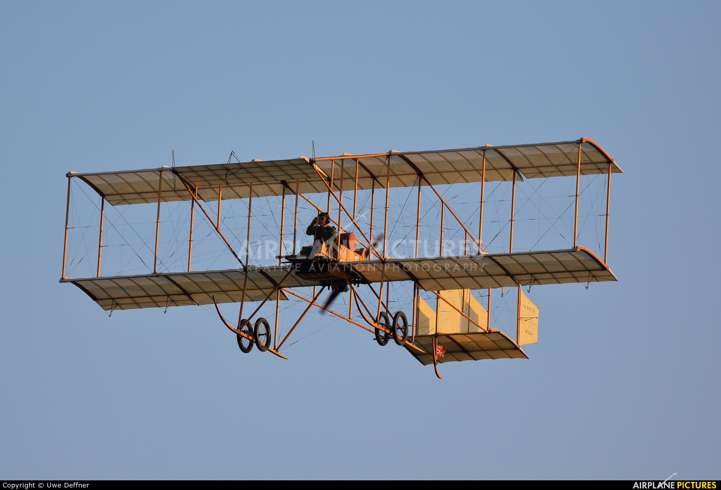 The Shuttleworth Collection - aircraft at Old Warden