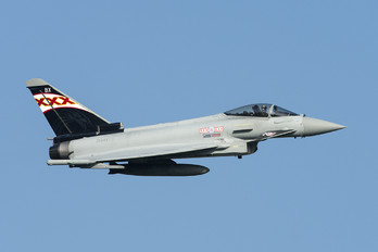 ZK343 - Royal Air Force Eurofighter Typhoon FGR.4
