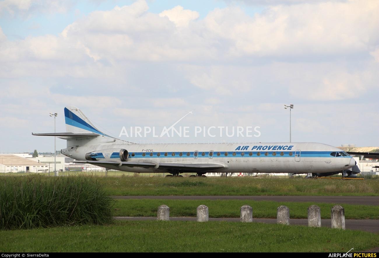 Air Provence F-GCVL aircraft at Paris - Le Bourget