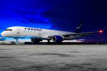 OH-LBS - Finnair Boeing 757-200
