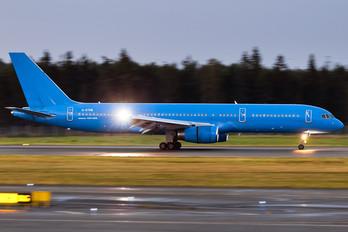 G-STRW - Astraeus Boeing 757-200