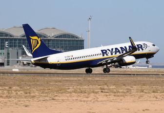 EI-ESN - Ryanair Boeing 737-800