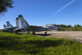 20 - Russia - Air Force Sukhoi Su-27