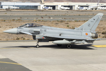 C.16-32 - Spain - Air Force Eurofighter Typhoon S