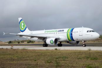 F-HBNA - Transavia France Airbus A320