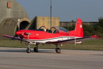 A-930 - Switzerland - Air Force: PC-7 Team Pilatus PC-7 I & II