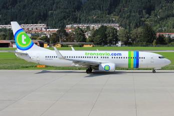 PH-HZX - Transavia Boeing 737-800