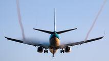 PH-BCB - KLM Boeing 737-800 aircraft