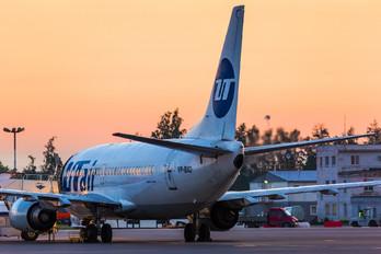 VP-BXO - UTair Boeing 737-500