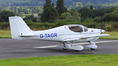 G-TAGR - Private Europa Aircraft Europa