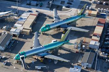 KPAE - Boeing Company Boeing KC-46A Pegasus