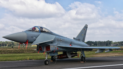 3007 - Germany - Air Force Eurofighter Typhoon
