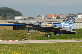 505 - Greece - Hellenic Air Force Lockheed Martin F-16CJ Fighting Falcon