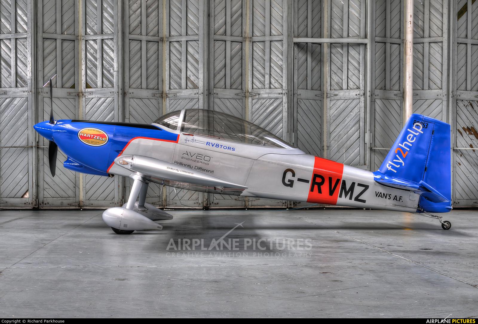 Private G-RVMZ aircraft at Duxford