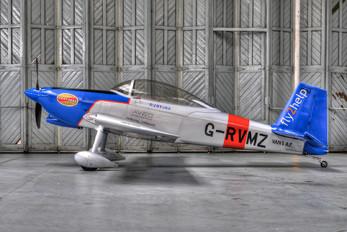 G-RVMZ - Private Vans RV-8