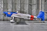G-RVMZ - Private Vans RV-8 aircraft