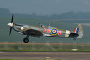 D-FEUR - Private Supermarine Spitfire HF.VIIIC aircraft