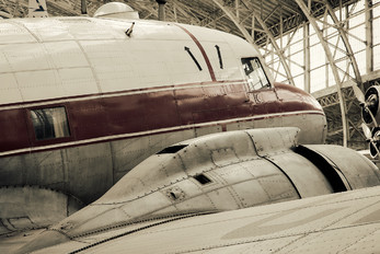 OT-CWG - Belgium - Air Force Douglas C-47B Skytrain