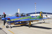 "- - Brazil - Air Force ""Esquadrilha da Fumaça"" Embraer EMB-314 Super Tucano A-29A aircraft"