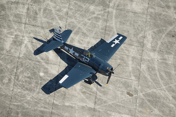 N79863 - Private Grumman F6F Hellcat
