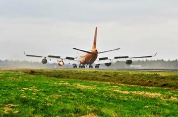 N901AR - Centurion Air Cargo Boeing 747-400F, ERF