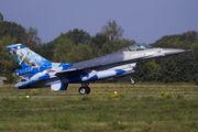 FA-110 - Belgium - Air Force General Dynamics F-16A Fighting Falcon aircraft