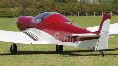 G-HILY - Private Zenith - Zenair CH 601 Zodiac
