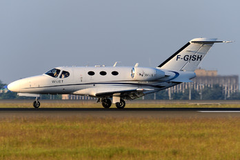 F-GISH - Private Cessna 510 Citation Mustang