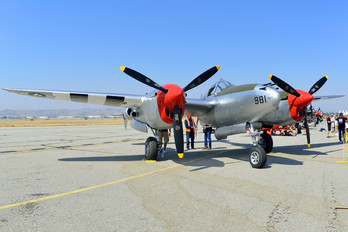 N7723C - Private Lockheed P-38 Lightning