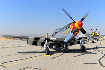 N151MW - Private North American P-51D Mustang
