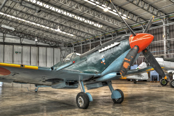 MJ271 - Historic Flying Supermarine Spitfire LF.IXc