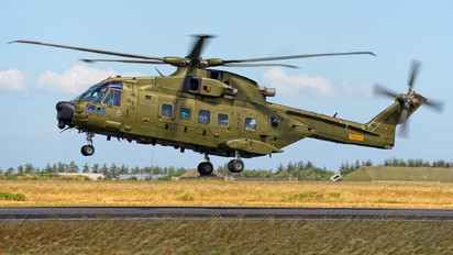 M-507 - Denmark - Air Force Agusta Westland AW101 512 Merlin (Denmark)