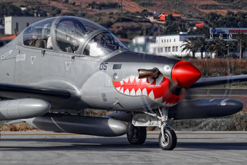 PT-ZDQ - Indonesia - Air Force Embraer EMB-314 Super Tucano A-29B