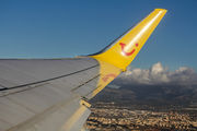 D-ATUH - TUIfly Boeing 737-800 aircraft