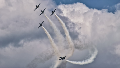 - - Breitling Jet Team Aero L-39 Albatros