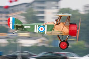 OK- NUL36 - Letajici Cirkus Sopwith Camel