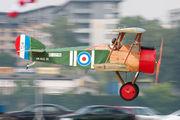 OK- NUL36 - Letajici Cirkus Sopwith Camel aircraft